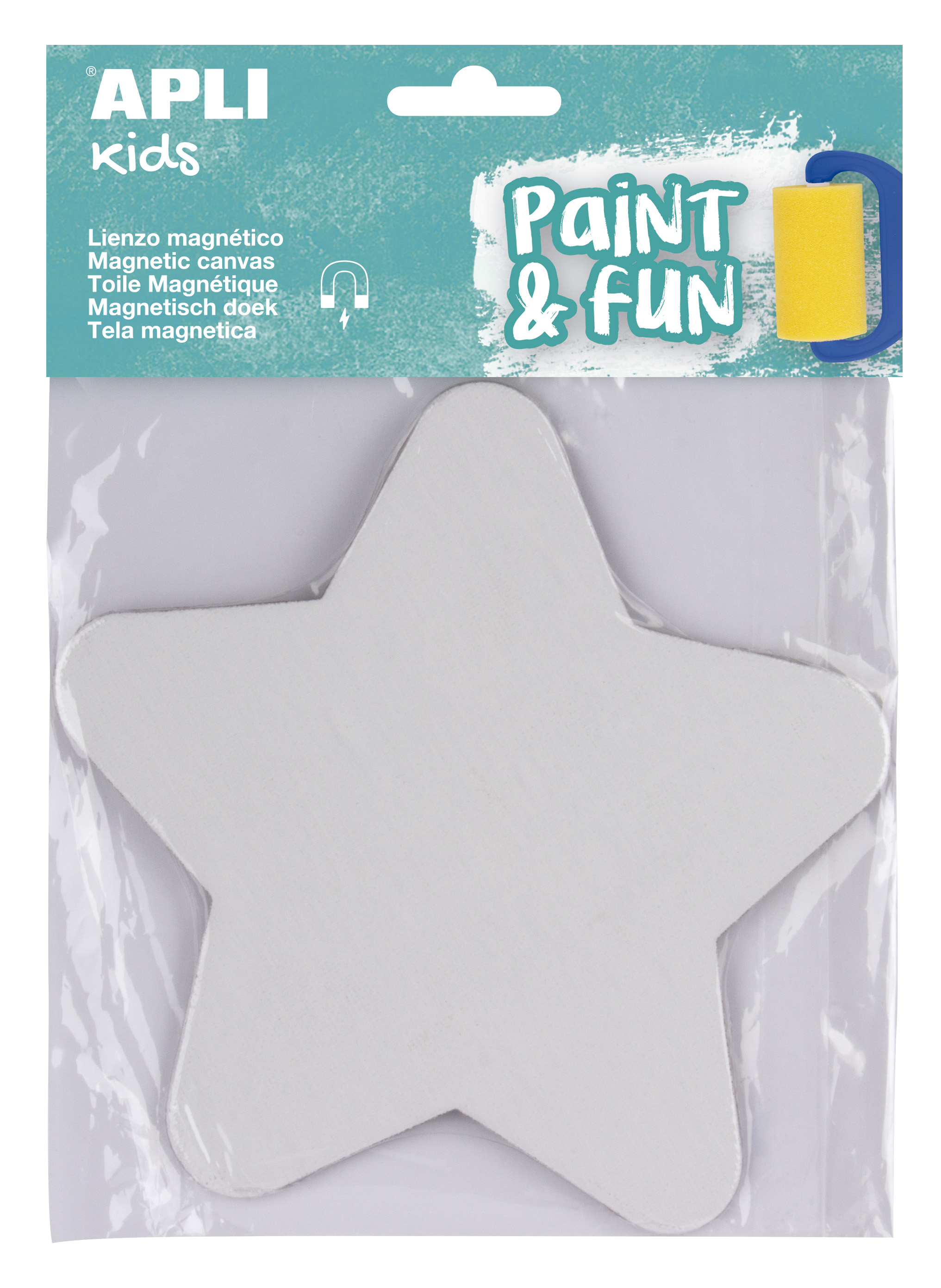 Shape Stamp Sponges Pack 10 Childrens Painting fun and learning Shapes